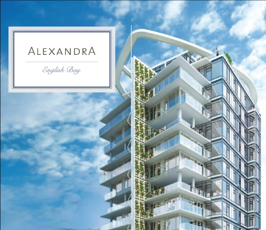 "Main Photo: 904 1718 Davie Street in Vancouver: Condo for sale in ""Alexandra"" (Vancouver West)"