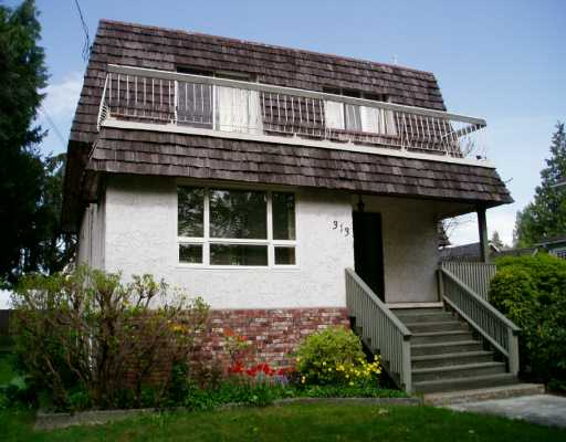Main Photo: 313 5TH Ave in New Westminster: Queens Park House for sale : MLS(r) # V584628
