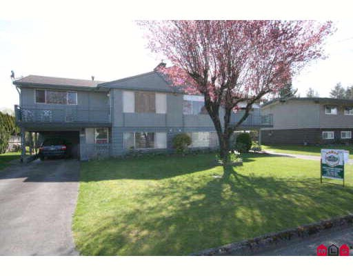 Main Photo: 9360 CARLETON Street in Chilliwack: Chilliwack E Young-Yale House Duplex for sale : MLS® # H2801916