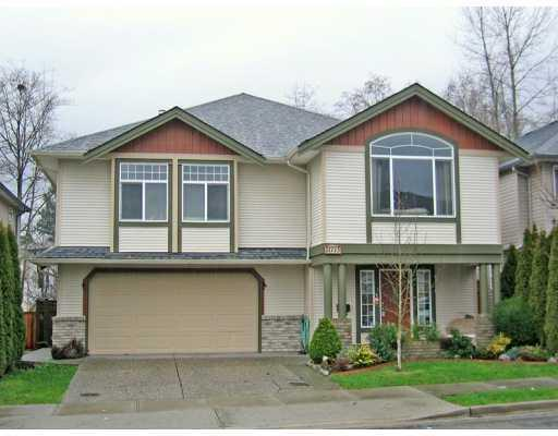 "Main Photo: 11773 CREEKSIDE Street in Maple_Ridge: Cottonwood MR House for sale in ""COTTONWOOD"" (Maple Ridge)  : MLS® # V692821"