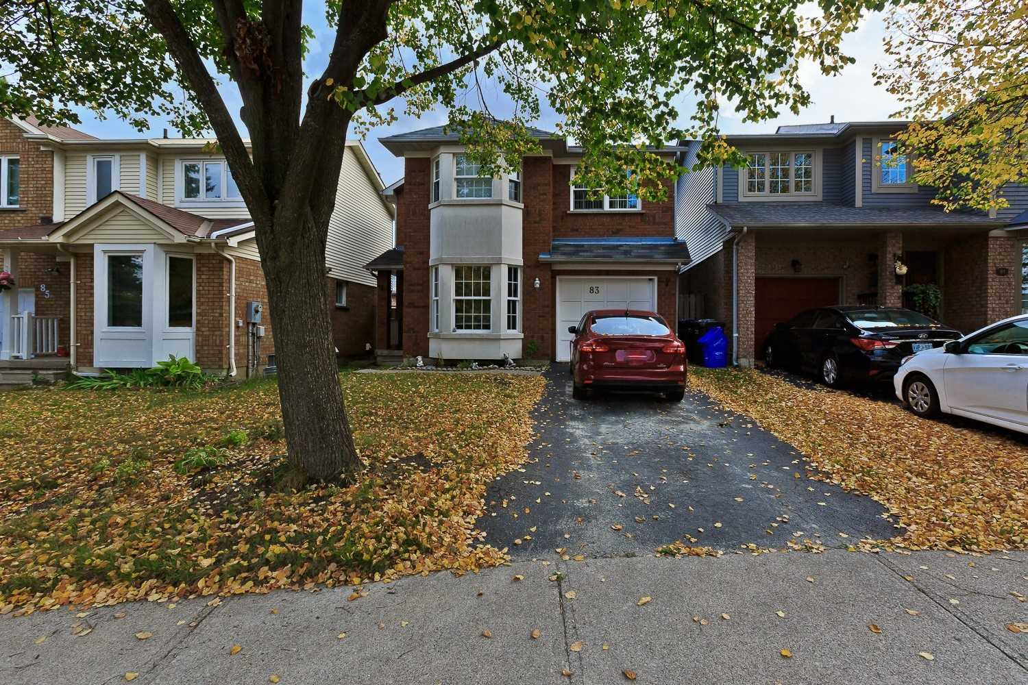 FEATURED LISTING: 83 Stoneledge Circle Brampton