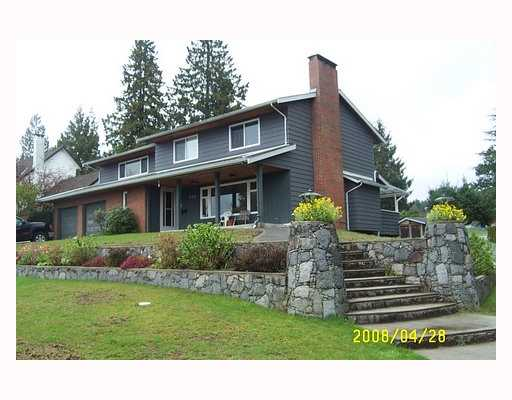 Main Photo: 575 DENTON Street in Coquitlam: Coquitlam West House for sale : MLS® # V705703