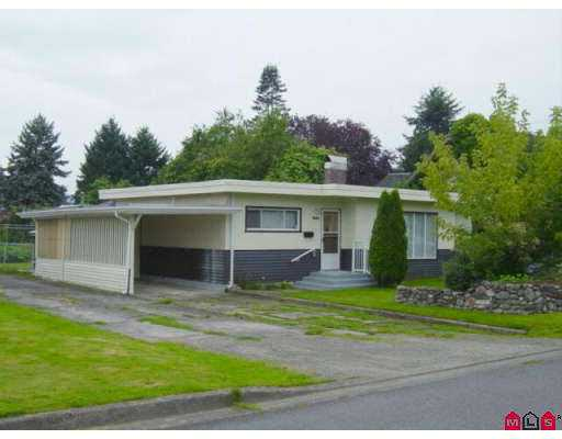 Main Photo: 46256 PRINCESS AV in Chilliwack: Chilliwack E Young-Yale House for sale : MLS® # H2502563