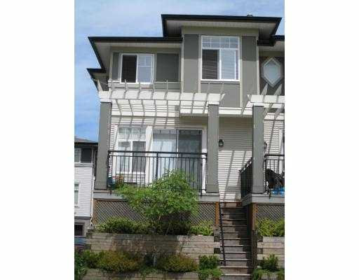 "Main Photo: 35 1010 EWEN Avenue in New_Westminster: Queensborough Townhouse for sale in ""WINDSOR MEWS"" (New Westminster)  : MLS® # V654660"