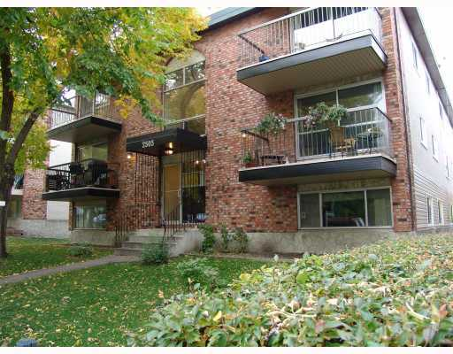 Main Photo: 204 2503 17 Street SW in CALGARY: Bankview Condo for sale (Calgary)  : MLS® # C3304716