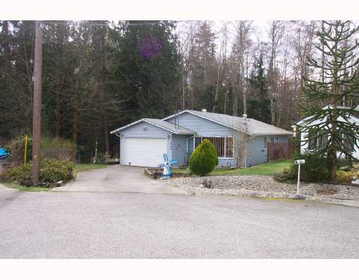 Photo 1: Photos: 6556 BJORN Place in Sechelt: Sechelt District House for sale (Sunshine Coast)  : MLS® # V693974