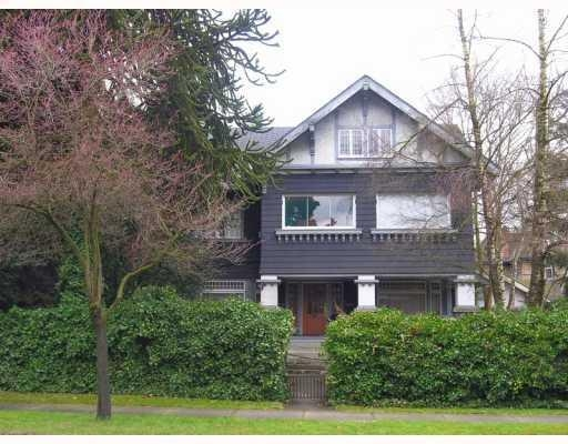 Main Photo: 1904 W 16TH AV in Vancouver: House for sale : MLS®# V758892