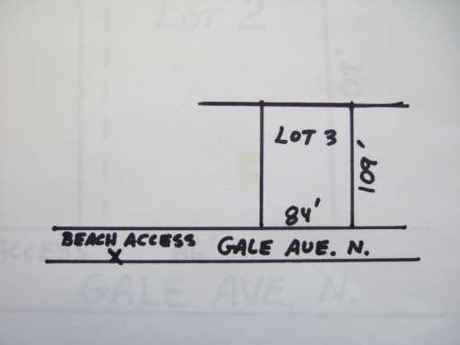 Main Photo: LOT 3 N GALE Avenue in Sechelt: Sechelt District Home for sale (Sunshine Coast)  : MLS® # V635645