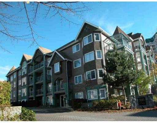 "Main Photo: 301 3085 PRIMROSE Lane in Coquitlam: North Coquitlam Condo for sale in ""LAKESIDE COMPLEX"" : MLS®# V693474"