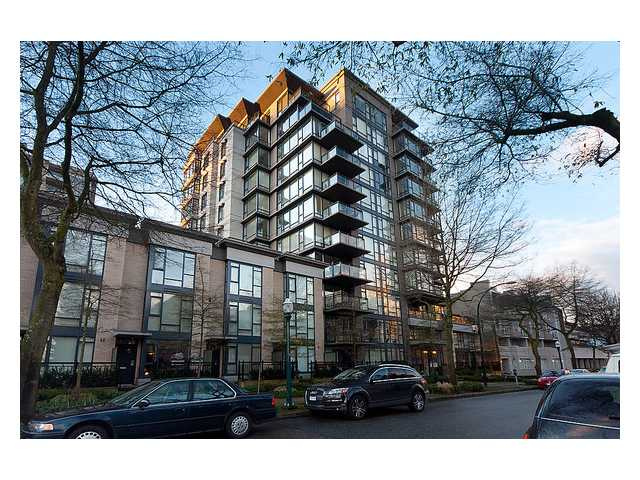 "Main Photo: # 1101 1650 W 7TH AV in Vancouver: Fairview VW Condo for sale in ""VIRTU"" (Vancouver West)  : MLS(r) # V906819"