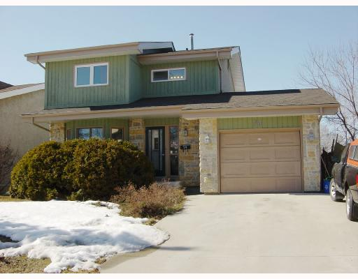 Main Photo: 74 CLEARVIEW Drive in WINNIPEG: North Kildonan Residential for sale (North East Winnipeg)  : MLS® # 2805006