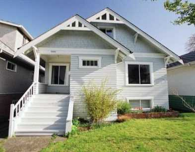 Main Photo: 2693 DUNDAS ST in Vancouver: Hastings House for sale (Vancouver East)  : MLS® # V588604