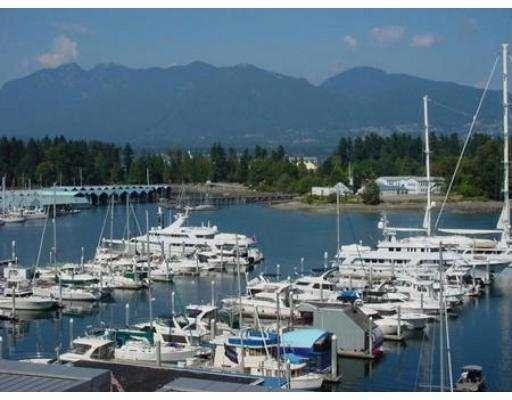 Main Photo: 607 - 499 Broughton Street in Vancouver: Coal Harbour Condo for sale (Vancouver West)  : MLS® # V671870