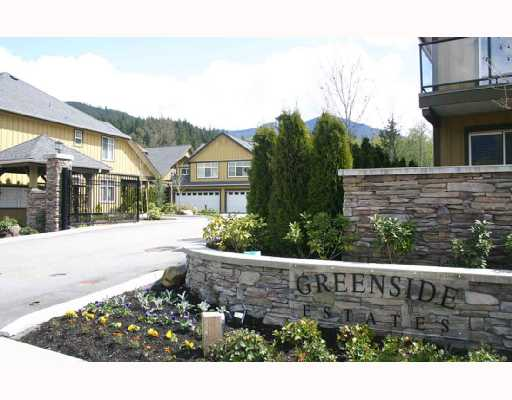 "Main Photo: 11 41050 TANTALUS Road in Squamish: Garibaldi Estates Townhouse for sale in ""GARIBALDI SPRINGS"" : MLS® # V677285"