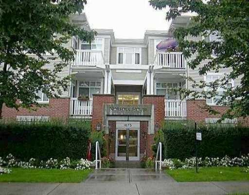 Main Photo: 304 1675 W 10TH AV in Vancouver: Fairview VW Condo for sale (Vancouver West)  : MLS® # V538556