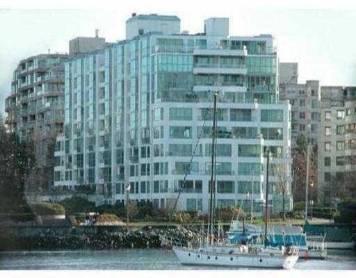 "Main Photo: 456 MOBERLY Road in Vancouver: False Creek Condo for sale in ""PACIFIC COVE"" (Vancouver West)  : MLS®# V631971"