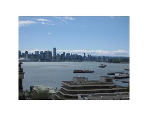 Main Photo: # 1104 175 W 2ND ST in North Vancouver: Condo for sale : MLS® # V826929