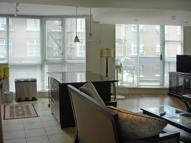 "Photo 3: Photos: 302 1199 Seymour Street in Vancouver: Downtown Condo for sale in ""Brava"" (Vancouver West)  : MLS(r) # V827032"