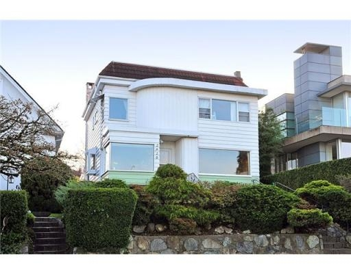Main Photo: 2920 W 27TH AV in Vancouver: House for sale : MLS® # V870598