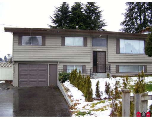 Main Photo: 32570 BEVAN Avenue in Abbotsford: Abbotsford West House for sale : MLS(r) # F2803166