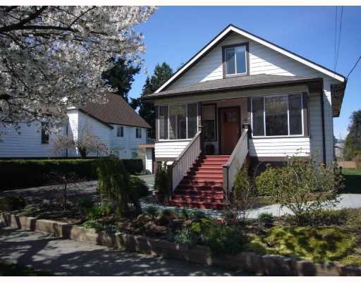 "Main Photo: 311 SEVENTH Avenue in New_Westminster: GlenBrooke North House for sale in ""GLENBROOKE NORTH"" (New Westminster)  : MLS® # V703619"