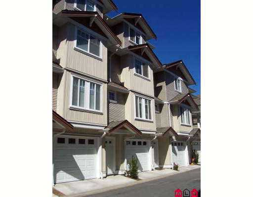 "Main Photo: 12711 64TH Ave in Surrey: West Newton Townhouse for sale in ""Palette on the Park"" : MLS® # F2620452"