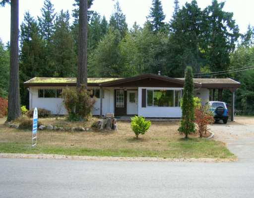 Main Photo: 3295 KRAUS Road in Roberts_Creek: Roberts Creek House for sale (Sunshine Coast)  : MLS®# V612637