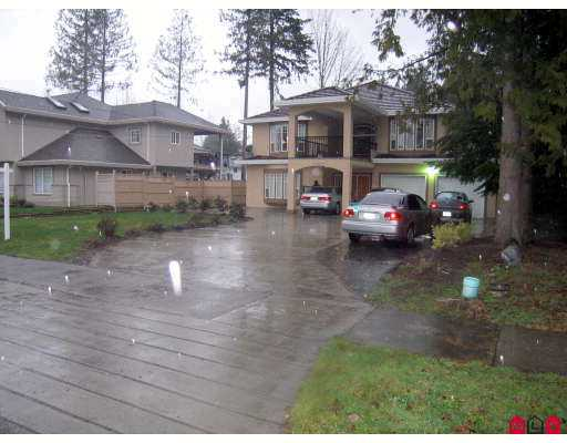 Main Photo: 15035 92ND Ave in Surrey: Fleetwood Tynehead House for sale : MLS®# F2703324