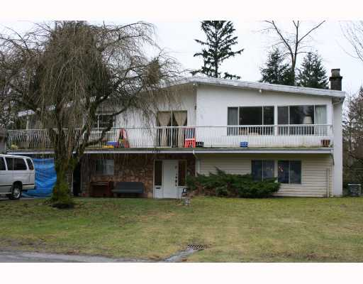 Main Photo: 1780 LAURIER Avenue in Port_Coquitlam: Glenwood PQ House for sale (Port Coquitlam)  : MLS® # V684838
