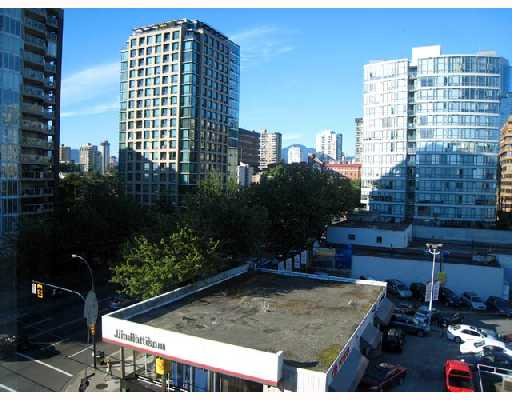 "Photo 7: 708 950 DRAKE Street in Vancouver: Downtown VW Condo for sale in ""ANCHOR POINT"" (Vancouver West)  : MLS® # V661241"