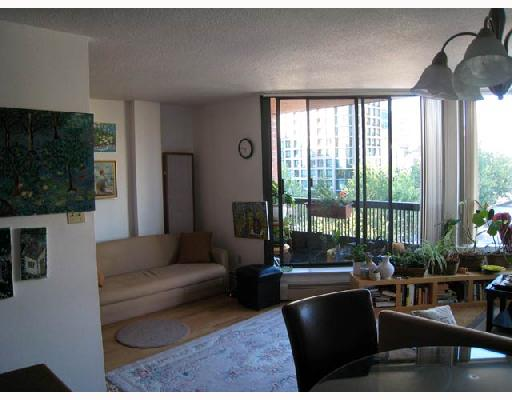 "Photo 3: 708 950 DRAKE Street in Vancouver: Downtown VW Condo for sale in ""ANCHOR POINT"" (Vancouver West)  : MLS® # V661241"