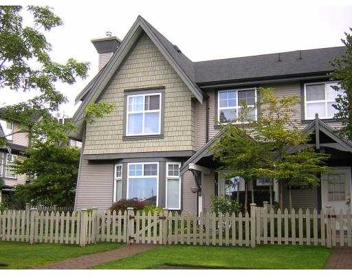 "Main Photo: 12 6888 ROBSON Drive in Richmond: Terra Nova Townhouse for sale in ""STANDFORD PLACE"" : MLS®# V640739"