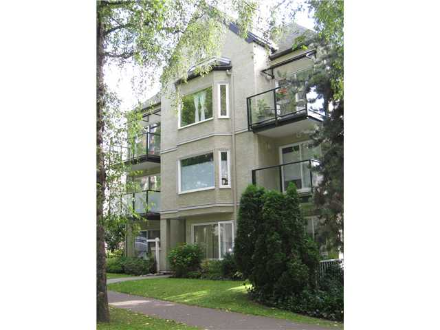 "Main Photo: # 305 1554 BURNABY ST in Vancouver: West End VW Condo for sale in ""MCCOY MANOR"" (Vancouver West)  : MLS® # V903136"