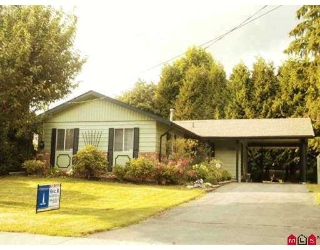 "Main Photo: 34585 LABURNUM Avenue in Abbotsford: Abbotsford East House for sale in ""East Abbotsford"" : MLS® # F2720857"