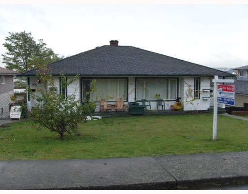 Main Photo: 104 SAPPER Street in New_Westminster: Sapperton House Duplex for sale (New Westminster)  : MLS(r) # V675037