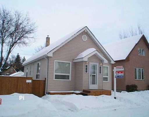 Main Photo: 77 MCADAM Avenue in Winnipeg: West Kildonan / Garden City Single Family Detached for sale (North West Winnipeg)  : MLS® # 2701861
