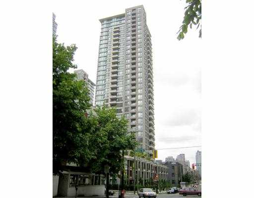 "Main Photo: 3101 928 HOMER Street in Vancouver: Downtown VW Condo for sale in ""YALETOWN PARK I"" (Vancouver West)  : MLS® # V653496"