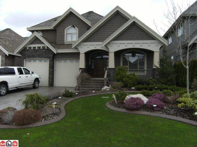 "Main Photo: 3118 162ND ST in Surrey: Grandview Surrey House for sale in ""MORGAN ACRES"" (South Surrey White Rock)  : MLS® # F1108748"