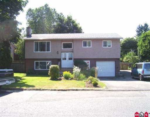 Main Photo: 1921 EAGLE Street in Abbotsford: Central Abbotsford House for sale : MLS® # F2727157