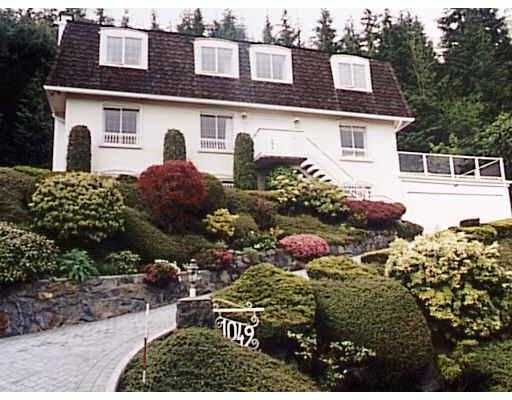 Main Photo: 1049 MILLSTREAM Road in West_Vancouver: British Properties House for sale (West Vancouver)  : MLS®# V675507