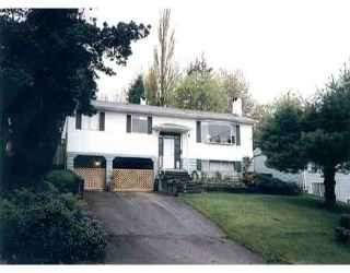 Main Photo: 1442 COLUMBIA AV in Port_Coquitlam: Mary Hill House for sale (Port Coquitlam)  : MLS® # V289740