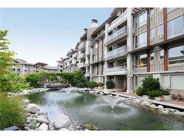 Main Photo: # 219 580 RAVENWOODS DR in North Vancouver: Roche Point Condo for sale : MLS® # V853664