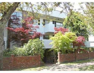"Main Photo: 318 3353 HEATHER Street in Vancouver: Cambie Condo for sale in ""HEATHER COURT"" (Vancouver West)  : MLS® # V690120"