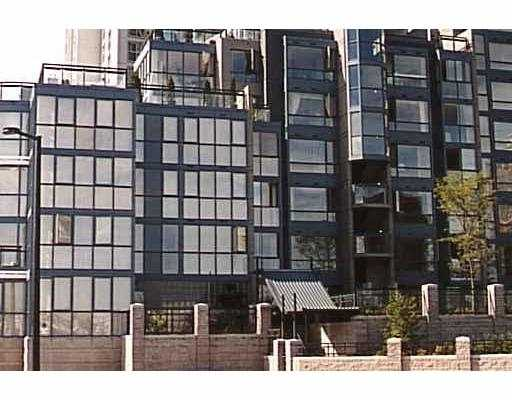 "Main Photo: 703 1388 HOMER Street in Vancouver: Downtown VW Condo for sale in ""GOVERNOR'S VILLAS"" (Vancouver West)  : MLS® # V631040"