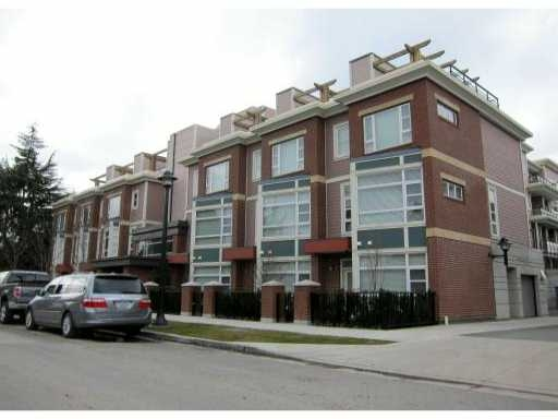 "Main Photo: 6611 Eckersley Road in Richmond: Brighouse Condo for sale in ""MODENA"" : MLS® # V874687"
