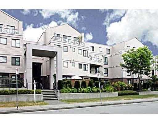 "Main Photo: 212 2357 WHYTE Avenue in Port_Coquitlam: Central Pt Coquitlam Condo for sale in ""RIVERSIDE PLACE"" (Port Coquitlam)  : MLS® # V682890"