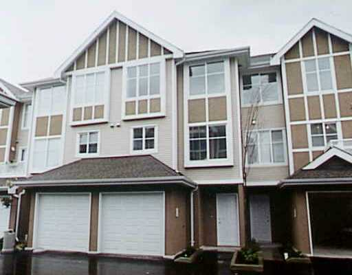 Main Photo: 22 2488 PITT RIVER RD in Port_Coquitlam: Mary Hill Townhouse for sale (Port Coquitlam)  : MLS®# V286127