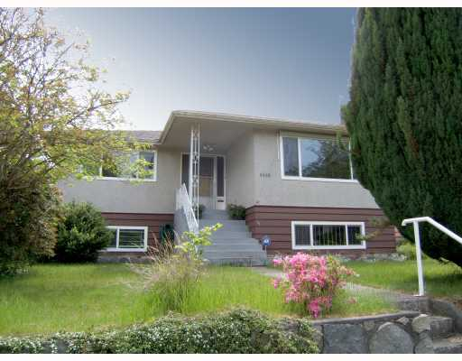 "Main Photo: 6060 INVERNESS Street in Vancouver: Knight House for sale in ""KNIGHT"" (Vancouver East)  : MLS® # V713054"