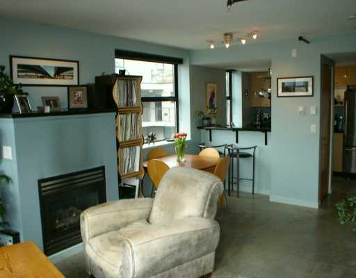 "Photo 1: 428 W 8TH Ave in Vancouver: Mount Pleasant VW Condo for sale in ""EXTRAORDINARY LOFTS (XL)"" (Vancouver West)  : MLS® # V631543"