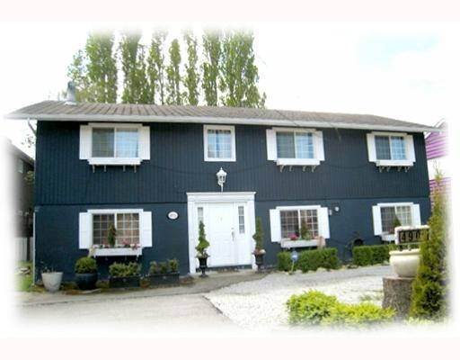 Main Photo: 4900 GARRY ST in Richmond: House for sale : MLS(r) # V766553